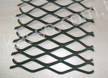 expanded metal rhomboidal mesh GEN - 05 Kasso Engineering Limited Co.