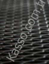 expanded metal rhomboidal mesh GEN - 07 Kasso Engineering Limited Co.