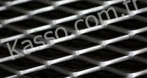 expanded metal rhomboidal mesh GEN - 08 Kasso Engineering Limited Co.