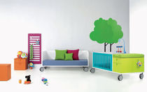 extendable baby bed (boys) BABY 02 BM 2000