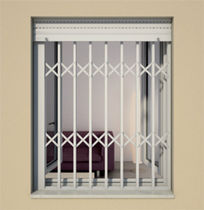 extending security grille  CORMO