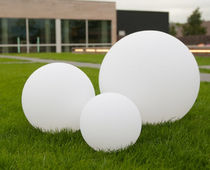 exterior design thermoplastic floor lamp BALL Imagilights