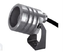exterior LED projector (floodlight) VEGA-II INOX 316L LumTeam