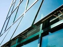 exterior structural glazing GLASSVENT® ALCOA ARCHITECTURAL PRODUCTS