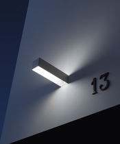 exterior wall light for public spaces VUOTA DAVIDE GROPPI