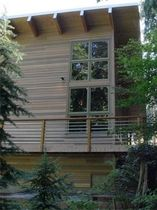 exterior wood cladding  Tyee Timber