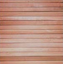 exterior wood cladding TONGUE & GROOVE CLEAR HEART Western Red Cedar Export Association