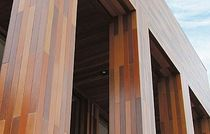 exterior wood composite cladding SHERA Mahaphant Fibre-Cement (Public) Co.,Ltd.