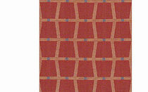 fabric for upholstery CRANBERRY   Robert A.M. Stern Collection