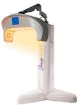 facial solarium BEAUTY GOLD Sybaritic Europe