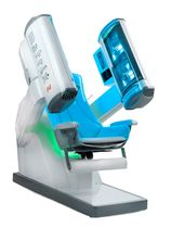 facial solarium MATRIX F4 I.SO ITALIA S.p.A.