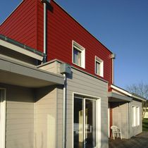 fiber cement facade cladding HARDIEPLANK® James Hardie - France