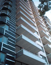 fiber cement facade cladding PROMATECT&reg;-HD Promat