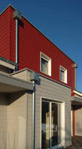 fiber cement facade cladding HARDIEPLANK® JAMES HARDIE