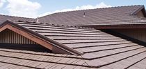 fiber-cement roofing (slate imitation) RUSTIC Custom-Bilt Metals
