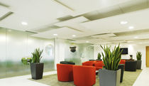 fiberglass acoustic tile for suspended ceiling ECOPHON&reg; SOLO&amp;trade; Certain Teed
