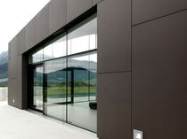 fibre reinforced concrete facade cladding FIBRE C Rieder Smart Elements GmbH