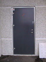 fire door for commercial buildings MH0601B DAN-doors