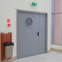 fire door for commercial buildings MCR ALPE Mercor