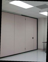 fire proof removable partition MODEL 3040 KWIK-WALL Company