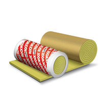 fire-resistant rock wool roll insulation (thermal and acoustic) FELTRO 121 ROCKWOOL