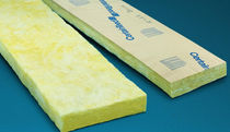 fire-resistant semi-rigid glass wool insulation panel CERTAPRO™ Certain Teed