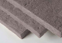 fire-resistant semi-rigid rock wool insulation panel (thermal and acoustic) DRITHERM CAVITY SLAB (ROCK) KNAUF Insulation