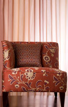 fire-retardant flower fabric (Trevira CS®) MYSORE COLONY