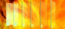 fire-retardant insulation glass panel (multifunction, high resistance) EW Glass Expert GmbH
