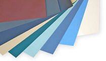 fire-retardant PVC foam insulation panel PALOPAQUE™ PALRAM