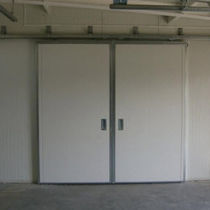 fire sliding industrial door MARC-R IDOMUS Ltd.
