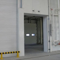 fire sliding industrial door MARC-O IDOMUS Ltd.