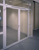 fire steel swing door DESIGNER TGP Fire Rated