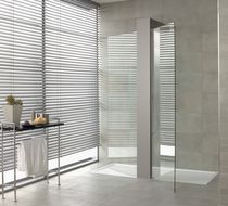 fixed shower screen SQUARO WALK-IN Villeroy & Boch