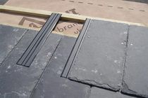 fixing system for slate roofing EASY SLATE Permavent Ltd