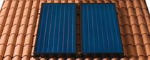 flat-plate solar thermal collector PS AS1 Nordica