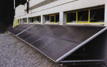 flat-plate solar thermal collector AS+ Energie Solaire