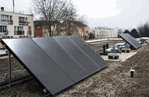 flat-plate solar thermal collector HELIOSTAR H252 S4 Roth France
