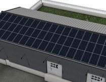 flat roof PV mounting system S-TE ENERTOP5 B Tenesol