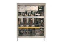 floor standing condensing gas boiler CONDENSA PACK SYSTEM ADISA