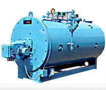 floor standing oil-gas multi-fuel boiler  KHT CENTRAL SUPPLY CO.'LTD.