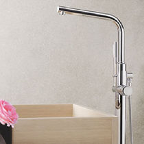 floor standing single handle mixer tap for bath-tub ATRIO GROHE