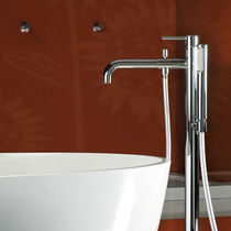 floor standing single handle mixer tap for bath-tub ELIO Webert