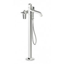 floor standing single handle mixer tap for bath-tub FARAWAY - ZFA627 - R99797  ZUCCHETTI RUBINETTERIA