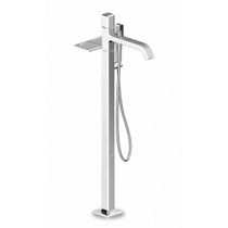 floor standing single handle mixer tap for bath-tub FARAWAY - ZFA628 - R99797 ZUCCHETTI RUBINETTERIA