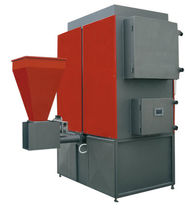 floor standing solid fuel boiler HL FACI di Matricciani Vincenzo sas