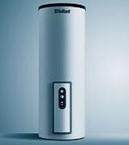 floor standing vertical electric water heater  VAILLANT