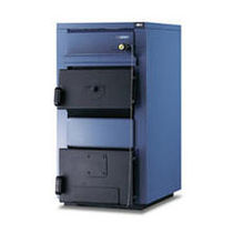 floor standing wood burning boiler (logs) NOVA CK Saint Roch