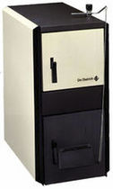 floor standing wood-burning boiler, for heating only CF 120 CSE DE DIETRICH