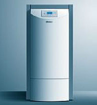 floor standing wood pellet boiler  VAILLANT